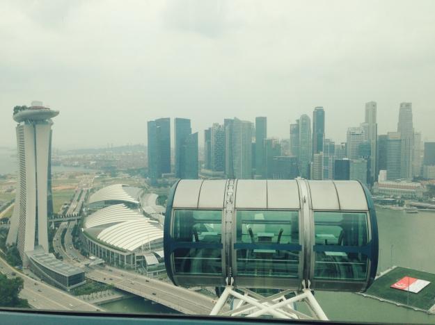 観覧車からの眺め2