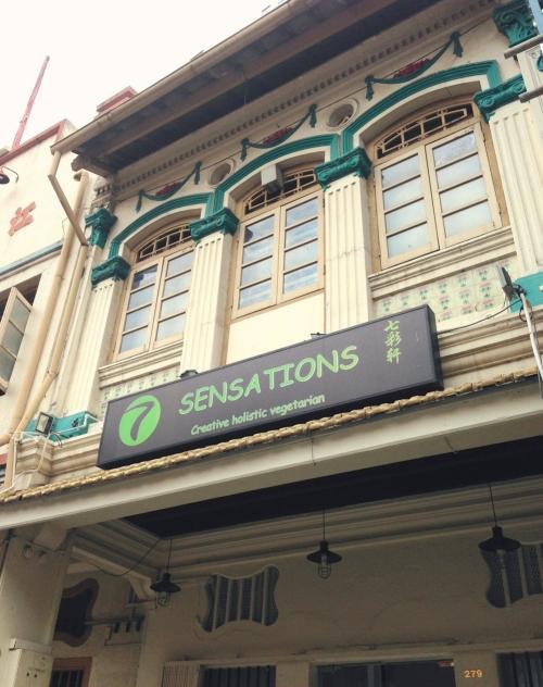 7 sensations